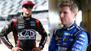 Alan Cavanna talks with Trevor Bayne & Jamie McMurray about chasing their second Daytona wins