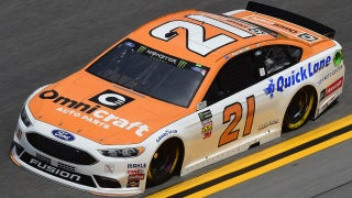Paul Menard hoping to give the Wood Brothers their 100th win with a victory in the Daytona 500