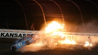 Aric Almirola looks back at how his horrific wreck changed the course of his career