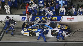 Bobby Labonte & Jeff Hammond break down the new 5-person pit crew rule