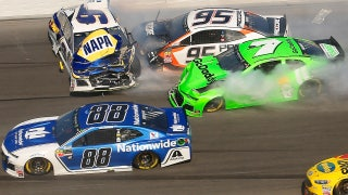 Kevin Harvick and Adam Alexander break down all the carnage that took place at Daytona