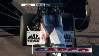 Chris McGaha & Steve Torrence take pro class wins at Phoenix | 2018 NHRA DRAG RACING