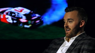 Austin Dillon goes back to watch and relive his Daytona 500 victory