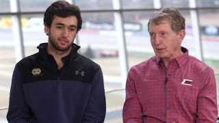 Bill & Chase Elliott talk about the return of the iconic number 9