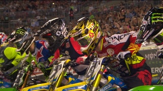 Jeff Emig & Ralph Sheheen break down all the action from Tampa | 2018 MONSTER ENERGY SUPERCROSS