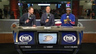 Ducks Live: The Harlem Globetrotters