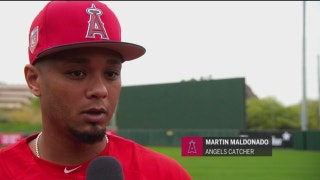 Spring Training Report: The Angels catchers