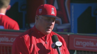 Mike Scioscia on Angels 2-1 victory over San Diego