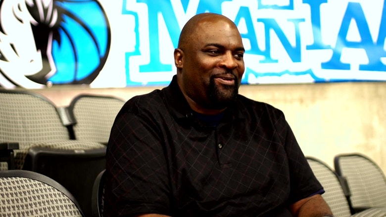 Big Rob on History of Mavs ManiAACs | Mavs Insider