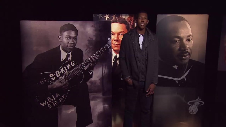 Black History Month: Josh Richardson on B.B. King