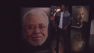 Black History Month: Justise Winslow on James Earl Jones
