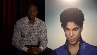 Black History Month: Alonzo Mourning on Prince