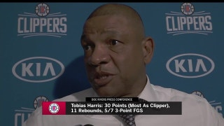 Clippers Live: Doc Rivers talks about Friday's win over Suns