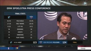 Erik Spoelstra: All these moments can benefit us