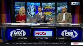 Back from All-Star Break, lose 124-102 to Lakers | Mavs Live