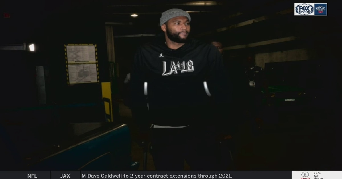 Boogie's Spirits are up after All-Star Break | Pelicans Live