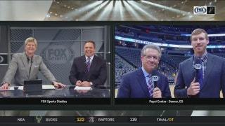 Bill & Matt Break down the loss   Spurs Live