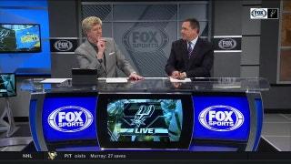 Monaco's Moment: Allen Iverson & Tony Parker | Spurs Live