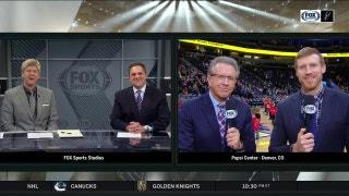 Matt Bonner's Debut as Spurs Play-By-Play | Spurs Live