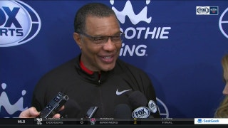 Alvin Gentry talks 123-121 overtime win over Milwaukee