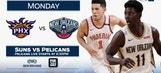 Phoenix Suns at New Orleans Pelicans preview   Pelicans Live