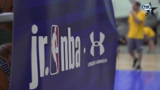 Jr NBA Clinic in Los Angeles | Thunder Insider