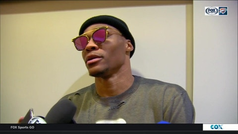 Russell Westbrook praises OKC bench in win over Orlando e4619c1a1