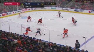 HIGHLIGHTS: Vincent Trocheck scores 3 goals in 3rd period