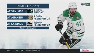 Dallas Stars at San Jose Sharks preview | Stars Live