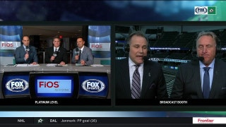 Razor and Luds on 2-1 win over the Blues | Stars Live