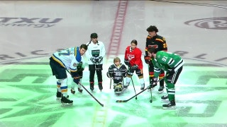 Hockey is for Everyone Ceremonial Puck Drop