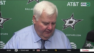 Ken Hitchcock on 5-2 loss to San Jose