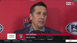Bob Boughner: 'They were the better team'