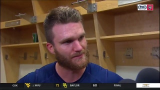 Jonathan Huberdeau: 'A loss is always frustrating'