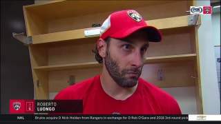 Roberto Luongo: 'You can see the desperation in our game'