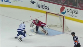WATCH: Nikita Kucherov fakes out Braden Holtby again
