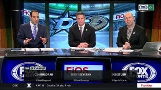 Stars fall to the Ducks | Stars Live