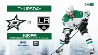 Dallas Stars at LA Kings preview | Stars Live