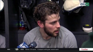 Tyler Seguin on win over Kings: 'Thought we deserved it'