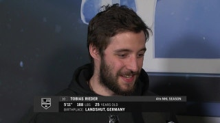 LA Kings Live: Tobias Rieder is in Los Angeles!