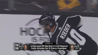 LA Kings Live: FOX Sports Talent give their opinions on the new players the LA Kings acquired