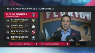Bob Boughner credits Roberto Luongo's leadership, performance