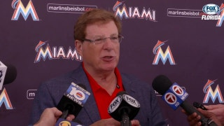 Marlins owner Bruce Sherman ready for his first spring training
