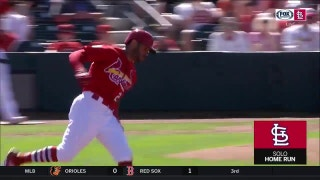 WATCH: Pham, Molina hit back-to-back solo homers
