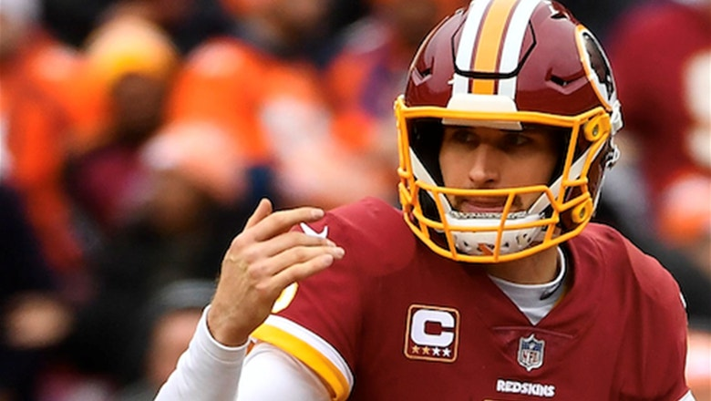 Colin Cowherd details why Kirk Cousins should avoid the Jets