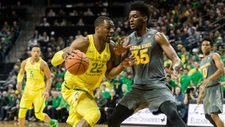 Arizona State falls short against Oregon