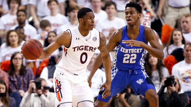 No. 10 Auburn takes commanding lead in the SEC with 76-66 win over Kentucky