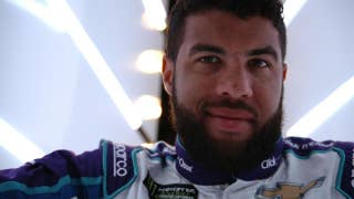 Bubba Wallace reflects on second-place finish at Daytona