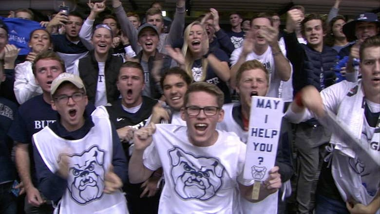 See what makes Butler's Hinkle Fieldhouse one of the most electric venues in college basketball