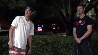 Chopcast LIVE: Braves' Kolby Allard and Mike Soroka face off in putt-putt in Chopcast LIVE Open